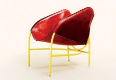 Best Stuff of the Year: Gear + Gadgets: GQ silla bucket chair 1600 usd