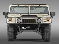 AM General Hummer H1 great