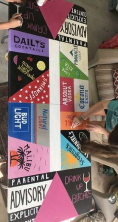 17 Creative Painted Beer Pong Table Ideas Painted Beer P., 17 Creative Painted Beer Pong Table Ideas Painted Beer Pong Table – Beer pong tables, what's not to adore about these? These tables come in handy for many diverse events and will be the i. Beer Table, Beer Pong Tables, Diy Table, Beer Pong Tisch, Fun Drinking Games, College Drinking Games, Teen Party Games, College Party Games, College Parties
