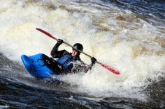 Whitewater Kayaking.    I am only good enough for a class 4.  But have been on some beautiful trips