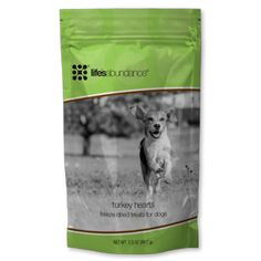 Turkey Hearts Freeze-Dried Dog Treats www.HealthyPetPeeps.com http://www.cleavercat.com/shop/