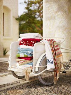 Bike to the beach!