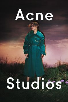 Acne Studios Fall-Winter 2016 (Campaign)