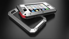 Lunatik taktik premium iphone case. Protect your baby no matter what.