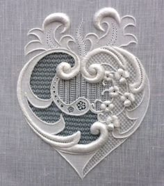 Advanced Fine Whitework