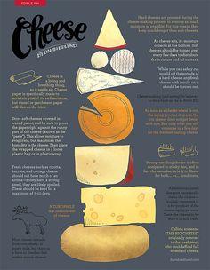 Bambi Edlund Illustration Cheese Please