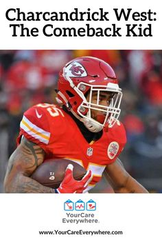 Charcandrick West pushes through the debilitating disease of rheumatoid arthritis to become an NFL star running back for the Kansas City Chiefs.