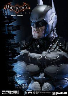 Batman Arkham Knight 1/3 Statue, metropolis-collectibles