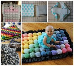 How To Make A Bubble Quilt