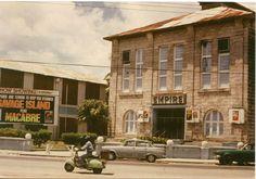 Empire Theatre, Bridgetown, Barbados.