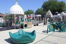 This is absolutely awesome! This takes adaptive equipment to a whole new level. Photo of Rosedale Recreation Center: ADAPTIVE PLAYGROUND ONLINE DIRECTORY