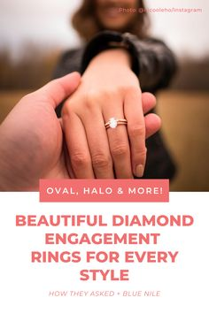 Hello, dream ring! No matter what your diamond style, Blue Nile has the cut, setting and band options to help you design your dream engagement ring. 😍 #ad Dream Engagement Rings, Perfect Engagement Ring, Dream Ring, Blue Nile, Dreaming Of You, Wedding Rings, Poses, Amazing, Design