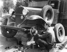 civilian conservation corps truck garage - Google Search