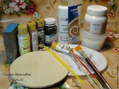 Мастер-класс по имитации мрамора - Ярмарка Мастеров - ручная работа, handmade