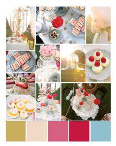 tea party ideas