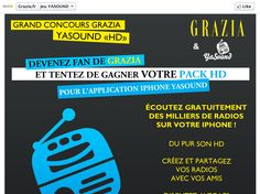 Grazia & YaSound - Couponing with F-Codes