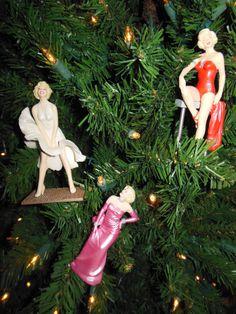 Marilyn Monroe Christmas Ornament | My Marilyn Monroe Photos ...