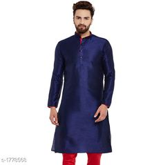 Kurtas Ethnic Silk Solid Kurta Fabric: Silk Sleeves: Sleeves Are Included Size: S M L XL XXL (Refer Size Chart For Details) Length: Refer Size Chart Type: Stitched Description: It Has 1 Piece Of Men's Kurta Pattern: Solid Country of Origin: India Sizes Available: S, M, L, XL, XXL   Catalog Rating: ★4 (292)  Catalog Name: Mens Ethnic Silk Solid Kurtas Vol 2 CatalogID_233450 C66-SC1200 Code: 505-1778568-6921