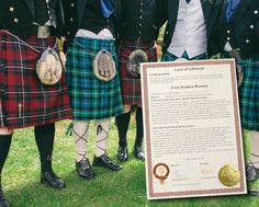 $26 for 1 Square Foot of Scottish Land OR $44 for 10 Square Feet, Includes Personalized Certificate and Deed Best Deals Online, Square Feet, Certificate