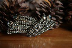 Fermacapelli crystal, Decorazione per capelli, Crystal clip hair, Accessorio per capelli, Idea regalo, Fatto a mano, Handmade, Made in Italy