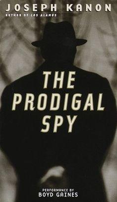 Prodigal Spy by Joseph Kanon - Audio Cassette - Spy, Espionage Audiobook