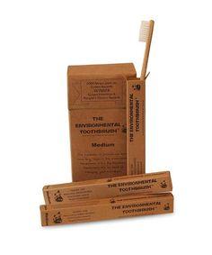 Wooden Environmental Toothbrush