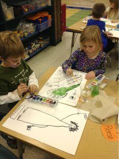Mrs. Fink's Kindergarten Class: National Symbols