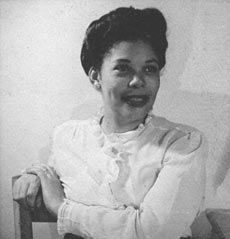 Ann Petry-First African American Woman with book sales over 1 million
