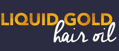 Liquid Gold Hair Oil
