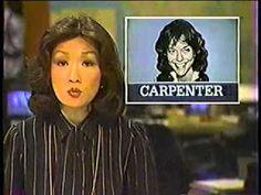 The Carpenters - Karen Carpenter's Funeral (February 8, 1983)
