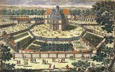 De Manegerie van Versailles, voorloper van de dierentuin?