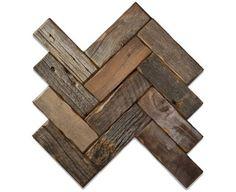 Reclaimed Barnwood Tiles - Mission Stone and Tile - Luxury Tile Store - Nashville, TN
