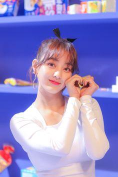 Jihyo Twice💗💗My beautiful baby she's so pretty💓 Nayeon, Kpop Girl Groups, Korean Girl Groups, Kpop Girls, K Pop, Leader Twice, Signal Twice, Twice Korean, Jihyo Twice