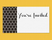 Check out this @Evite invitation design, Modern Dots! My invitation for summer parties;)