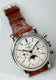 Patek Phillipe is a watch of style and class!!!!❤