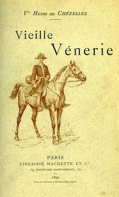 Chézelles. Vieille vénerie. Souvenirs et traditions. 1894