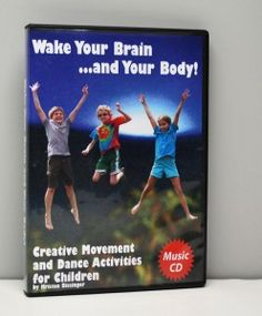 A useful tool for any creative-dance teacher, Wake Your Brain and Your Body!: Creative Movement and Dance Activities for Children offers 36 activities to beef up creative-dance curricula. It includes a CD and booklet.