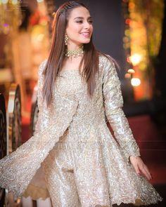 "Hot Pakistani Actresses 🇵🇰, [Apr 2020 at AM] Cute Tiny Bitch ""Hina Altaf"" Queen of My Dick Beautiful Pakistani Dresses, Pakistani Formal Dresses, Pakistani Dress Design, Indian Dresses, Western Dresses, Bridal Mehndi Dresses, Wedding Dresses For Girls, Party Wear Dresses, Pakistani Fashion Party Wear"