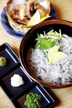 Shirasu Bowl|お食事処・旬菜魚彩しいのみ, Awaji, Hyogo, Japan