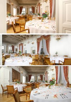 Royal Hall - perfect for you wedding reception.  Up to 50 people by the round tables + presidential table for Newlyweds.  Check our wedding offer: http://www.palacbonerowski.com/weddings-page-72183