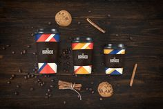 Cafe Baraco Brand and Packaging on Behance