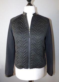 À vendre sur #vintedfrance ! http://www.vinted.fr/mode-femmes/autres-manteaux-and-vestes/30214021-veste-noir-bi-matiere-chipie-women