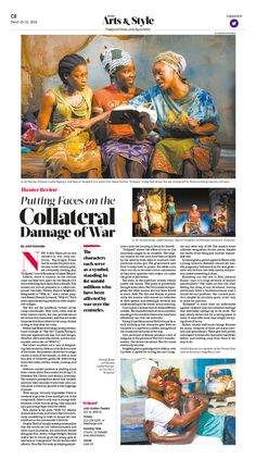 Theater Review: 'Eclipsed'|Epoch Times #Arts #Culture #newspaper…