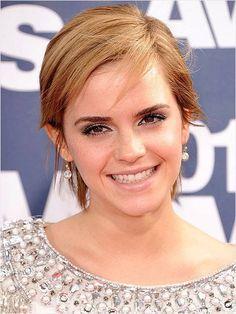 Emma Watson, un vero maschiaccio