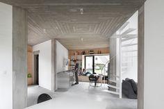 Galeria de woning boW te Wondelgem / BLAF Architecten - 1
