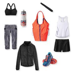 Pack Your Gym Bag | Athleta Spring 2014 Collection