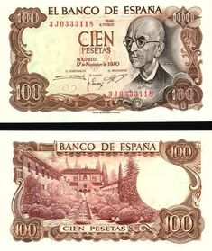 "Yo fuí a EGB.Recuerdos de los años 60 y 70.Historia de ""la peseta"".Las monedas y billetes españoles de los años 60 y 70