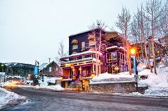 Grappa has set the standard in Park City with its award-winning wine list and flavorful, rustic Italian cuisine. Perched at the top of Historic Main Street, this Italian country farmhouse offers cozy seating and a  romantic atmosphere.