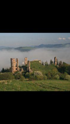 Slovakia- Plavec castle