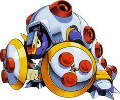 MMX - Armored Armadillo
